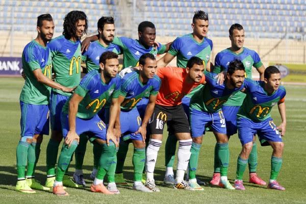 مصر المقاصة يحجز مكانآ بالقائمة لأحمد الشيخ