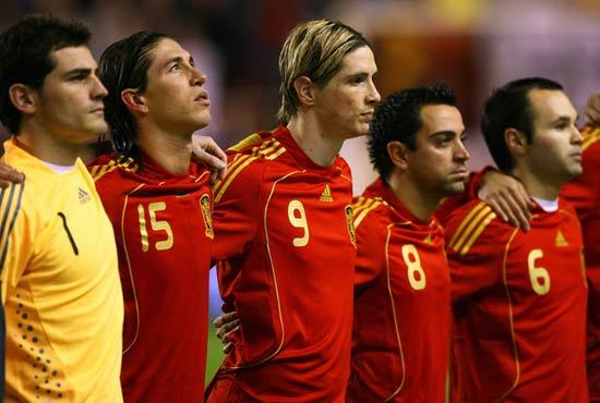إسبانيا تفوز علي كرواتيا 5-3 وتتأهل لربع نهائي أمم أوروبا