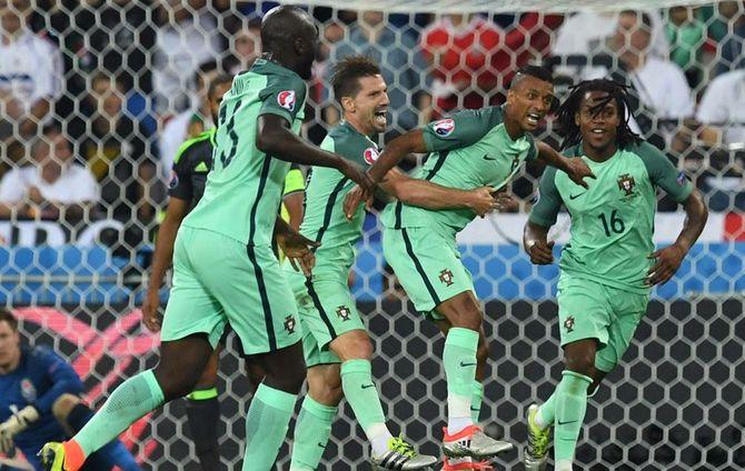 البرتغال حامل اللقب في اختبارصعب أمام فرنسا بطل العالم فى يورو 2020