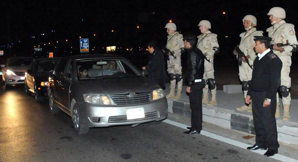 الداخلية: واثقون من تجاوب أبناء الشعب المصرى مع إجراءات الحظر