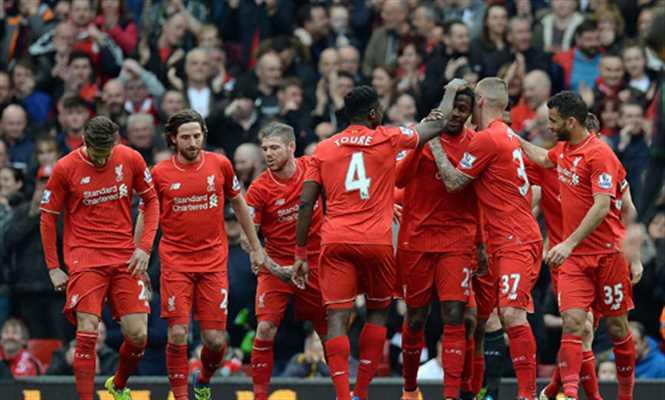 ليفربول يتعادل مع ستوك سيتي بدون أهداف بالدوري الإنجليزي