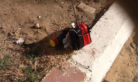 خبراء المفرقعات يبطلون مفعول قنبلة بالإسكندرية