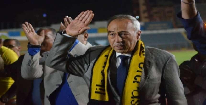 رئيس الإسماعيلي يتهم لجنة المسابقات بعدم مراعاة العدالة