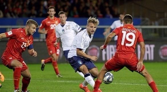 إيطاليا تواجه ويلز اليوم في ختام منافسات المجموعة الأولى لكأس أمم أوروبا