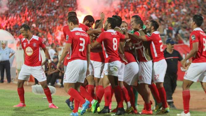 النجم الساحلي يكتسح بلاتينيوم 3-0 ويتصدر مجموعة الأهلي الأفريقية