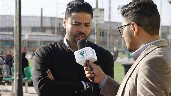 المصري يعاقب عمرو الدسوقي مدير النشاط الرياضي