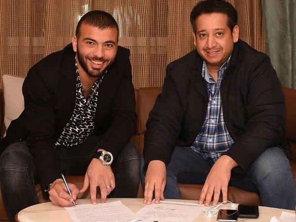 عماد متعب بعد التوقيع لنادي التعاون: الحمد لله