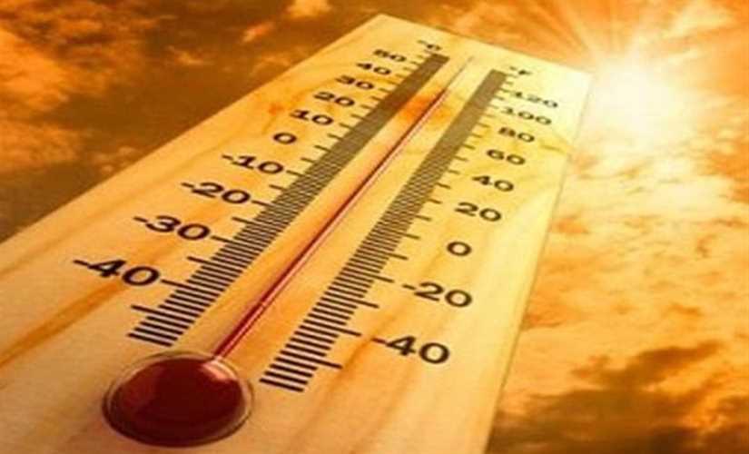الأرصاد: ارتفاع درجات الحرارة اليوم والعظمى بالقاهرة 35