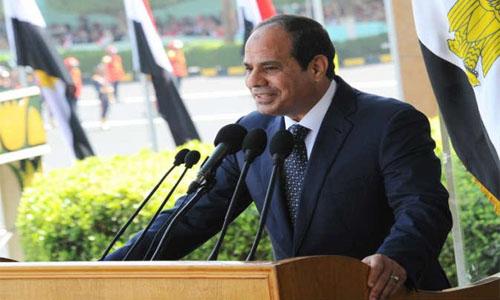 الرئيس السيسي يفتتح اليوم أكبر قاعدة جوية بحرية بالشرق الأوسط