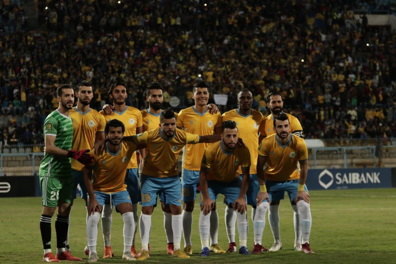 الإسماعيلي يفوز علي دمياط 4-0 وديآ استعدادآ لـ بيراميدز