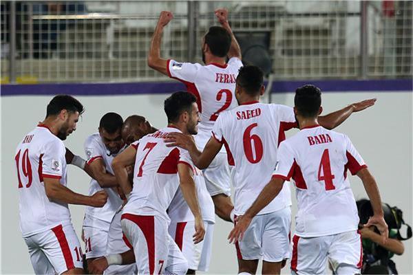الأردن يفوز على نيبال 3-0 بتصفيات كأس العالم 2022 وكأس آسيا 2023