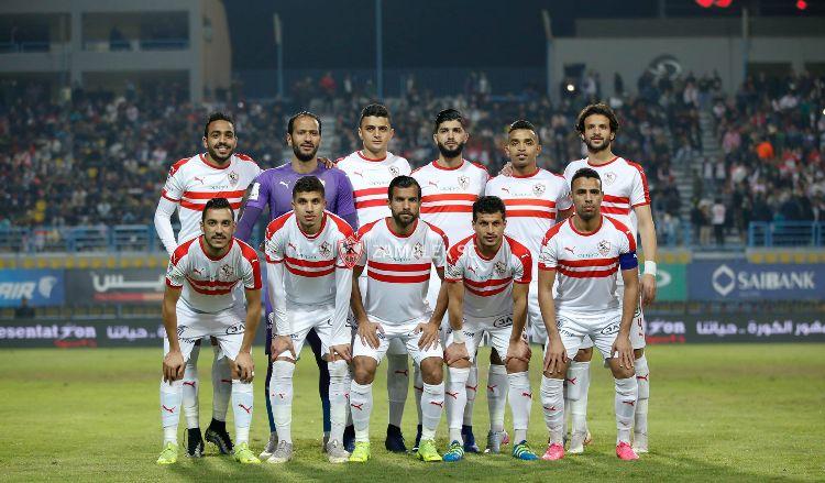 الزمالك يواجه مصر المقاصة اليوم في الدوري
