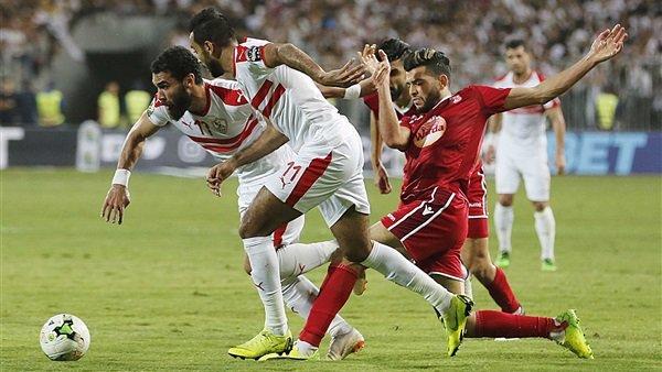 شاهد مباراة نهائي الكونفيدرالية علي قناة مصرية مفتوحة