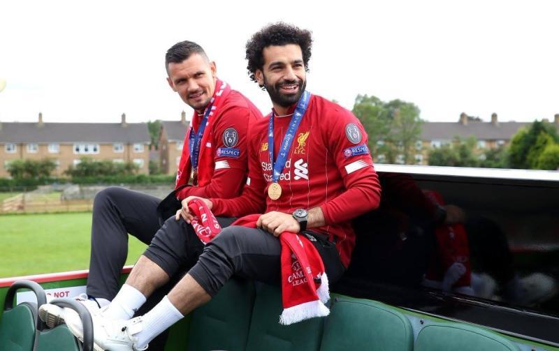 محمد صلاح يسافر إلى الإمارات