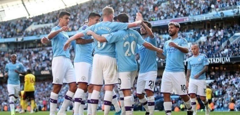 مانشستر سيتي يفوز على آرسنال 1-0 في الدوري الإنجليزي الممتاز