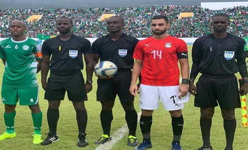 منتخب مصر يواجه ليبيا بتصفيات كأس العالم على استاد برج العرب