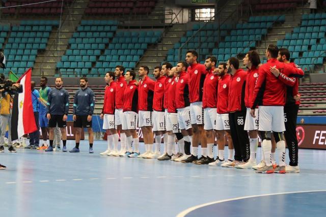 منتخب مصر لكرة اليد يواجه ألمانيا اليوم في ربع نهائي أوليمبياد طوكيو
