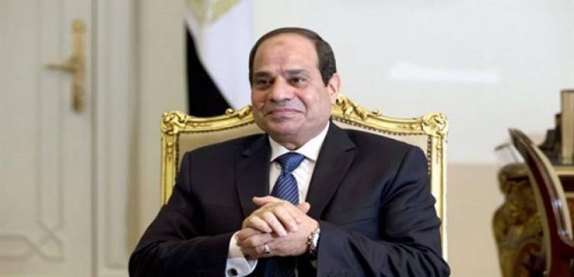 الرئيس السيسى يتوجه إلى الأردن غداً بدعوة من الملك عبد الله