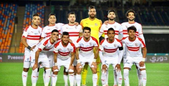 كارتيرون يمنح لاعبي الزمالك راحة بعد الفوز على المقاصة في كأس مصر
