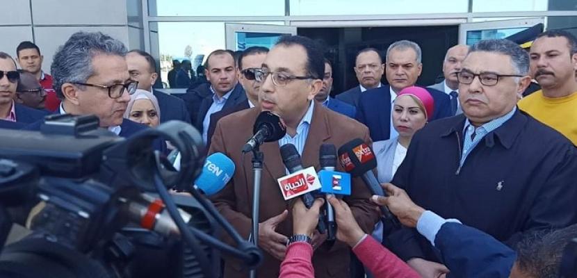 مدبولي: اقتطاع 20% من راتب الوزراء لمدة 3 شهور لصالح صندوق تحيا مصر