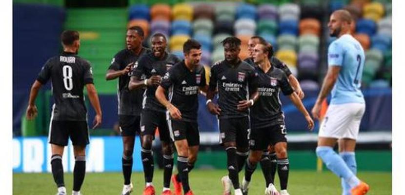 ليون الفرنسي يفوز على رينجرز الأسكتلندي 2-0 في الدوري الأوروبي