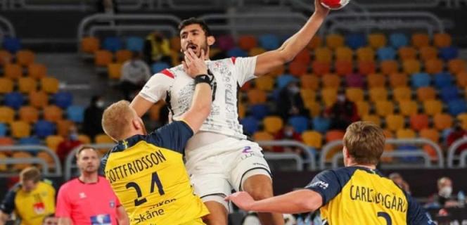 منتخب اليد يخسر أمام فرنسا وينافس على البرونزية